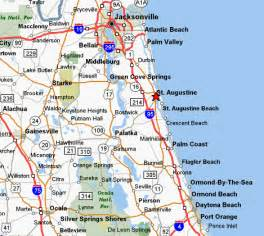 augustine florida map driving map of 25187 aouo us