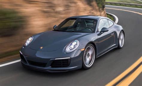 porche 911 4s 2017 porsche 911 4s coupe drive review