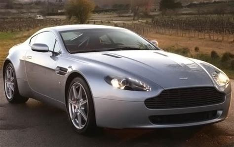 2007 Aston Martin Vantage by 2007 Aston Martin V8 Vantage Information And Photos