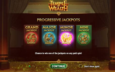 temple  wealth slot demo  play review