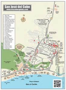 San Jose Del Cabo Map by Map San Jose Del Cabo San Jose Del Cabo Guide