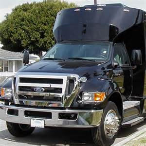 Ford f650 party bus los angeles party bus limo