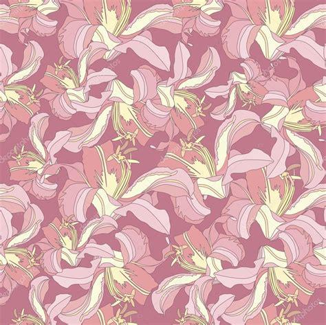 pattern elegant illustrator floral pattern seamless flower vector background elegant