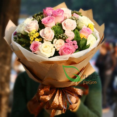 Flower Delivery Service by Saigon Flower Delivery Service