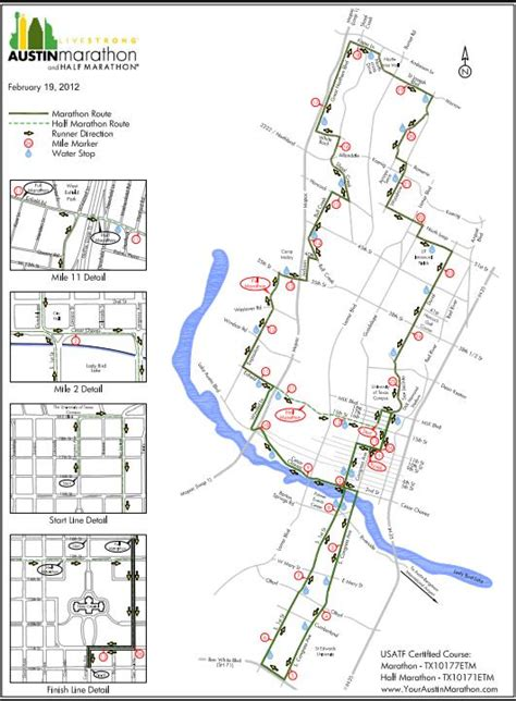 marathon texas map marathon 2016 2017 date registration course route