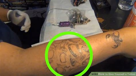 how to give yourself a tattoo with pen ink how to give yourself a with pictures wikihow