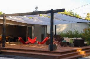 Shade Cloth Patio Cover Ideas by Kate Presents Gorgeous Shade Options Using Canvas