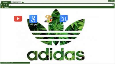 theme google chrome weed adidas weed leaf www pixshark com images galleries