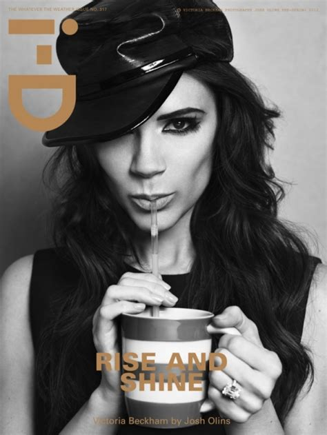 Posh Spice Is No Style Icon by Beckham Shows An Enviable In A Pictorial 4