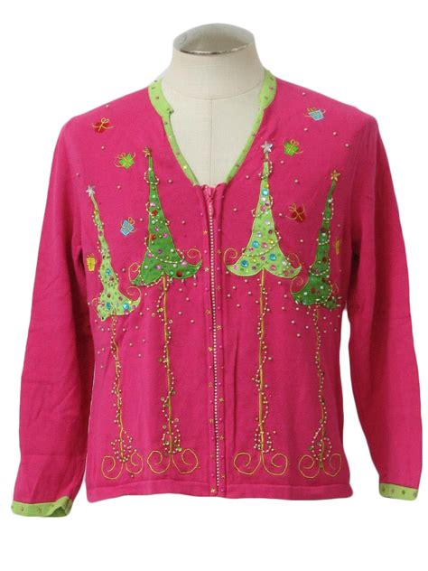 womens ugly christmas sweater jack b quick womens