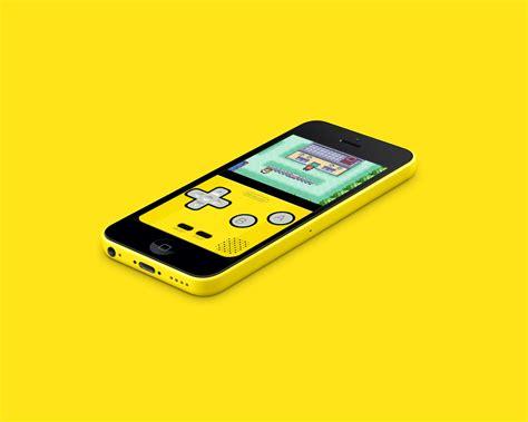 wallpaper yellow iphone 5c iphone 5c gba yellow by vitalovitalo on deviantart