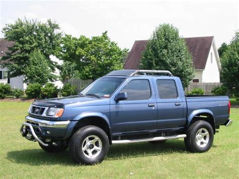 2000 nissan frontier lifted scott17 2000 nissan frontier regular cab specs photos