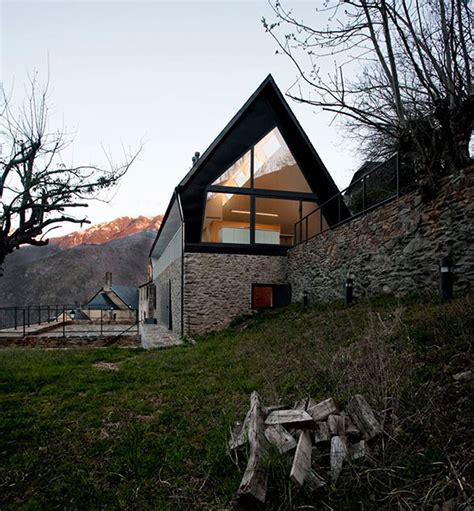 contemporary mountain house designs iroonie