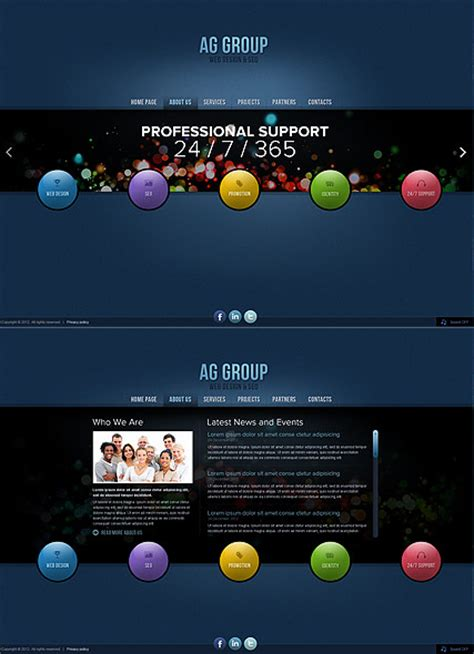 pattern html5 numbers only design studio html5 template id 300111507