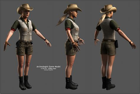 3d model designer 3d character model design 22 full image