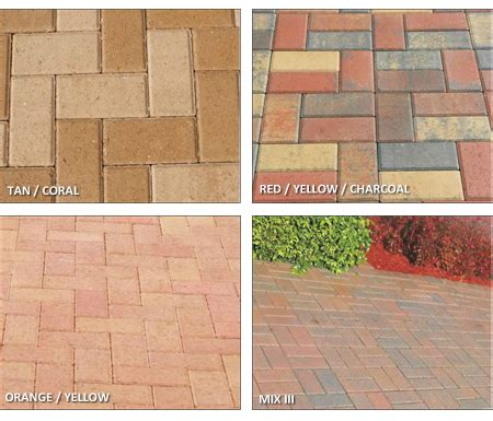 4 X 8 Patio Pavers Brick 4x8 Ase Pavers Brick Pavers For Driveways Pool Decks Patios