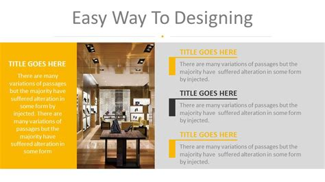 interior design powerpoint presentation exle architecture and interior design powerpoint presentation