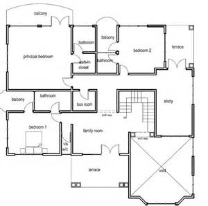 5 Bedroom Floor Plan In Nigeria House Plans Nene House Plan