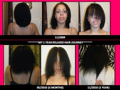 no heat challenge relaxed hair d s relaxed healthy hair journey