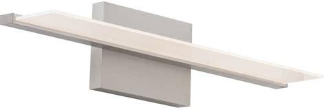 kichler 45617chled landi contemporary chrome led 24 justice design wall sconces art deco wall sconces art