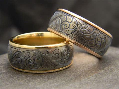 images  custom engraved titanium rings
