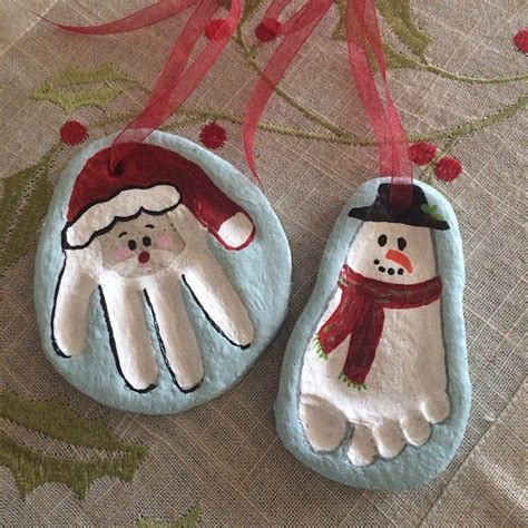ideas  salt dough ornaments  pinterest