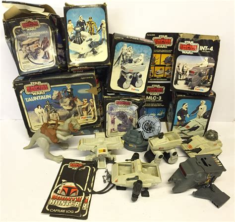 Cars Figure Isi 4 Original seven palitoy wars the empire strikes back vehicles and figures 40010 mtv 7