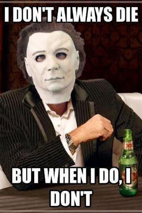 Michael Myers Memes - ronn greer michael myers in 13 memes