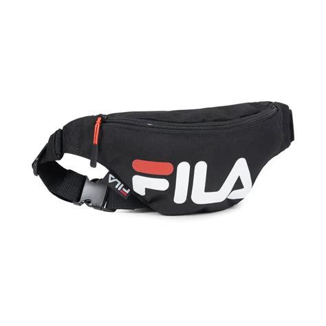 Waist Bag Trasher Black fila waist bag black 19 00 685003 002 accessories
