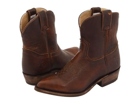 frye billy brown calf shine zappos free