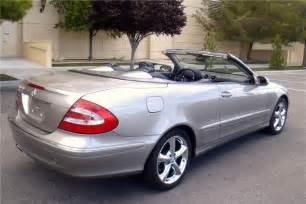 2004 Mercedes Clk 320 2004 Mercedes Clk 320 Convertible 158299