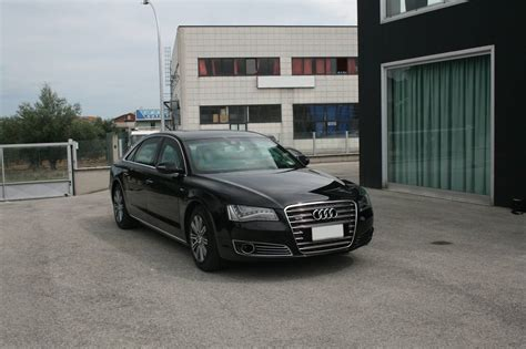 Armored Audi A8 by Audi A8 Usata Armored