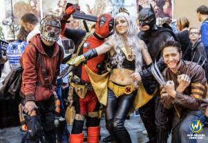 Comic Con Pop Culture And The Wizarding World Of Comic Con Events