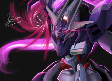 gundam denial wallpaper gbft denial gundam by chits101 on deviantart