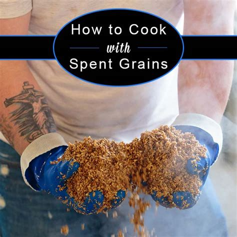 spent grain treats spent grain recipes for you home brewers out there