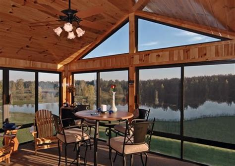 Four Seasons Patio Enclosures Sunroom Ideas Landscaping Network