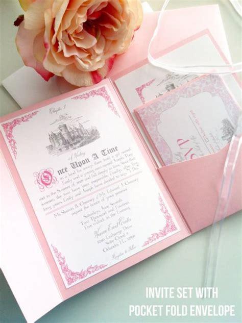 fairytale wedding invitations invitation fairytale wedding invitation suite 2294007