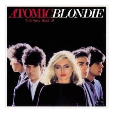 blondie atomic blondie atomic records lps vinyl and cds musicstack