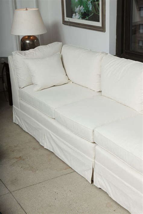 custom section custom two section sofa at 1stdibs