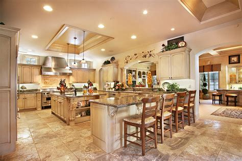 house plans with big kitchens kitchens home design