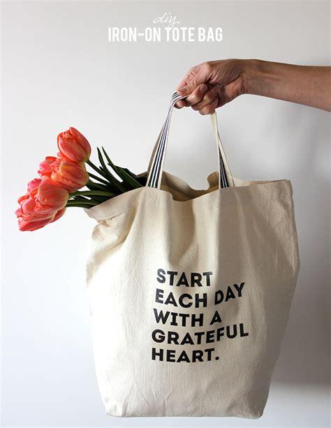 Tas Simple Bag Tote Bag 30 diy tote bags to create at home