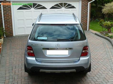 Used Mercedes Ml320 For Sale by 2007 Mercedes Ml320 Used Car For Sale In Johannesburg