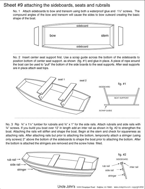 layout jon boat a jon boat plan getting the best out of your boat plans