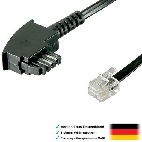 Kabel Telepon Kitani Rj11 20 Meter 20 meter langes tae f telefon kabel telefonkabel 1x rj11