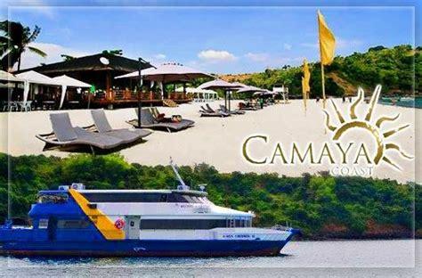ferry boat to bataan from manila 2017 55 off camaya sands day tour promo in bataan beach resort