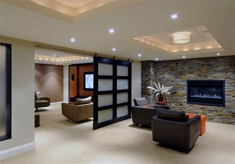 modern basements 50 modern basement ideas to prompt your own remodel home