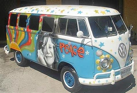 furgone figli dei fiori il 171 pulmino 187 volkswagen va in pensionetermina la