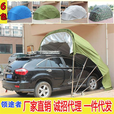 cer awning cover usd 172 23 semi automatic carport mobile garage folding