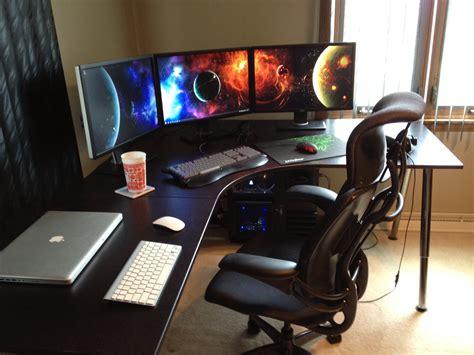 Awesome Gaming Desks Best Corner Desk For Gaming Desk Design Ideas