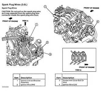 spark wiring diagram ford ranger 2001 3 0l v6 spark wiring diagrams images